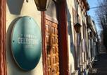 Hôtel Colonia - Celestino Hostel B&B-3