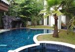 Location vacances Bang Sare - Tamnak Beach House-2