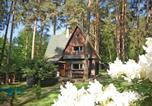 Location vacances Mníšek pod Brdy - Holiday Home Hvozdnice with Fireplace I-1