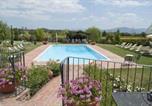 Location vacances Civitella in Val di Chiana - Holiday Villa in Cortona Tuscany Vi-4