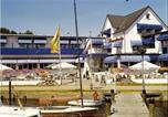 Hôtel Oeversee - Akzent Hotel Strandhalle-1