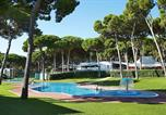 Camping  Acceptant les animaux Espagne - Camping Inter pals-2