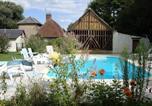 Location vacances Lessard-et-le-Chêne - Ferme la Thillaye-2