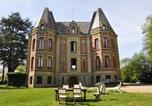 Location vacances Tostes - Château De La Croix Bizet-1