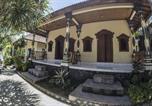Hôtel Kubu - Puri Kembar Dive Resort-4