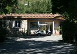 Camping avec WIFI Berrias-et-Casteljau - Domaine des Chênes-3