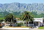 Hôtel Vrgorac - Beach Hostel Eklata-1