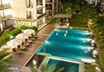 Location vacances Bang Kapi - Amanta Hotel & Residence Ratchada-2