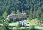 Hôtel Bellver de Cerdanya - Hotel Roc Blanc-1