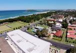 Location vacances Coffs Harbour - Beachlander Holiday Apartments-4