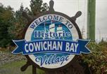 Location vacances Duncan - Cowichan Bay Cottage-1