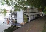 Location vacances Meudon - Péniche La Belle Gabrielle-3