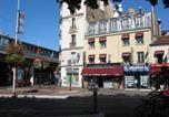 Hôtel Bois-Colombes - Loc'Appart Terminus Hôtel Résidence-3