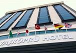 Hôtel Sinanpaşa - Adana Taskopru Hotel-1