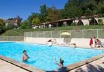 Camping avec Site nature Brousses-et-Villaret - Camping Saint Pierre de Rousieux-2