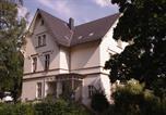 Location vacances Burscheid - Ferienwohnung Villa Weyermann-2