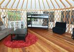 Camping Canada - Yurts at Wya Point Resort-3