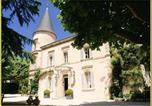 Hôtel Nans-les-Pins - Chateau de Nans - Chambres d'hôtes-3