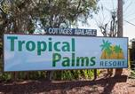 Villages vacances Kissimmee - Tropical Palms Elite Two-Bedroom Cottage 117-3