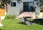 Location vacances Beaulieu - Maison en garrigue 4 chambres, proche plages et Montpellier-3
