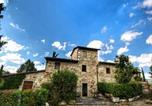 Location vacances Castellina in Chianti - Holiday Home Villa Ulivo E Edera-4