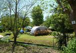 Camping avec Site nature Montfrin - Camping La Grenouille-3