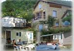 Camping  Acceptant les animaux Aveyron - Camping de l'Auberge-1