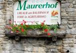 Location vacances Vipiteno - Maurerhof-2