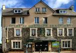 Hôtel Le Vivier-sur-Mer - Le Bretagne-1