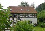 Location vacances Korbach - Holiday home Alte Wassermühle-2