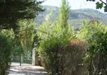 Location vacances Alcoba - Casa Rural El Sarguero-3