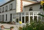 Hôtel La Chaussée-sur-Marne - Entre Cour et Jardin-2