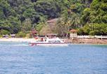 Villages vacances Kuala Berang - Kapas Coral Beach Resort-1