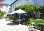 Hôtel Saint-Lizier - Hôtel-Restaurant Eychenne-4
