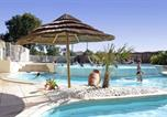 Camping  Acceptant les animaux Pornic - Camping Le Port Chéri-1