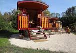 Location vacances Saint-Uze - Les roulottes Côté Bohème-2