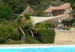Camping Buis-les-Baronnies - Domaine de Belezy-1