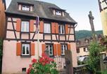 Location vacances Walbach - Apartment Beaulieu sur Sonnette J-745-1