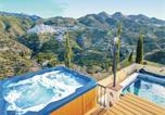 Location vacances Canillas de Albaida - Studio Holiday Home in Archez-1