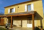 Location vacances Sernhac - Holiday home Mas Romane Vers-Pont-du-Gard-2