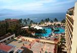 Hôtel Puerto Vallarta - Beachfront Condo Sea River-2
