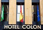 Hôtel Cordoue - Itaca Colón-4