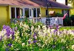 Hôtel Millsboro - Meris Gardens B&B-3