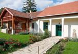Location vacances Tarcal - Barta Pince Vendégház Mád-4