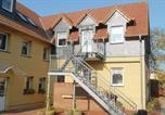 Location vacances Rechlin - Apartment Mirow Töpferstr-1