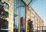 Hôtel Dresde - Hotel Elbflorenz Dresden-1