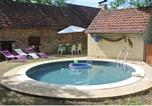 Location vacances Saint-Julien-de-Lampon - Holiday Home La Bergerie De Saint Etienne Souillac-2