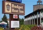 Hôtel Fort Worth - Budget Host Inn Fort Worth-1