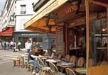 Location vacances Clichy - Lovely Batignolles Studio-2