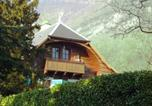 Location vacances Saint-Jean-d'Arvey - Maison aux Iris-1